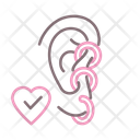 Piercings Addiction Icon