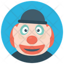 Pierrot Clown Pierrot Joker Sad Joker Icon
