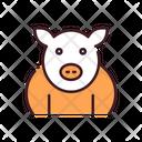 Pig Animal Pet Animal Icon