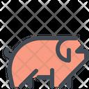 Pig Animal Farm Icon
