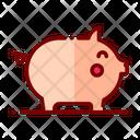 Pig Farming Animal Farm Icon