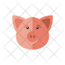 Pig Pork Livestock Icon