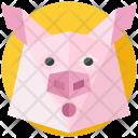 Pig Animal Icon