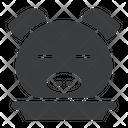 Pork Head Food Icon