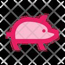 Pig Piggy Pet Icon