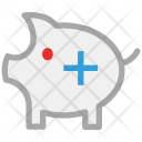 Pig Coin Bank Icon
