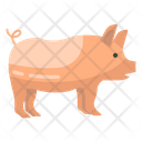 Pig Wildlife Animal Icon