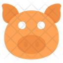 Pig Pig Face Pet Pig Icon