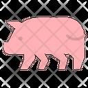 Pork Pig Ham Icon