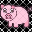 Animal Pig Wild Animal Icon