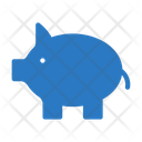 Piggy Animal Farming Icon