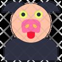 Pig Hog Piglet Icon