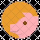 Pig Pork Zoo Icon