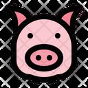 Pig Animal Animals Icon