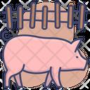 Piglet Animal Farm Icon