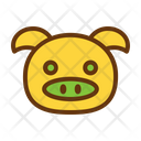 Pig Cute Baby Icon