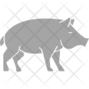 Pig Pork Animal Icon