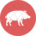 Pig Pork Farm Icon
