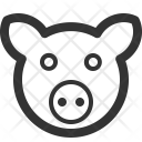 Pig Nature Beast Icon