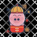 Pig 2019 Animal Icon