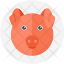 Pig Roast Eat Icon