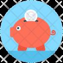 Piggy Bank Money Icon