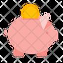 Bank Box Cash Icon