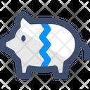 Piggy Bank Savings Save Icon