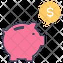 Money Finance Investment Icon