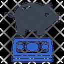 Bank Piggy Piggy Bank Icon