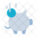 Deposit Piggy Bank Icon
