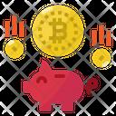 Piggy Bank Save Icon