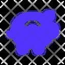 Finance Piggy Bank Bank Icon