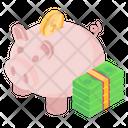 Savings Piggy Savings Money Savings Icon