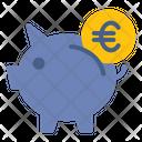 Pig Piggy Money Icon