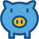 Piggy Bank Money Icon