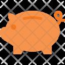 Piggy Banking Finance Icon