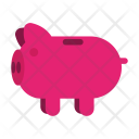 Piggy Banking Business Icon