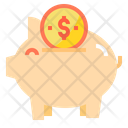 Banking Piggy Banking Finance Icon