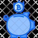 Money Box Saving Icon