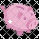 Piggy Savings Icon