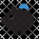 Piggybank Savings Bank Icon