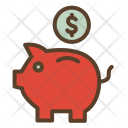 Piggybank Currency Piggy Icon