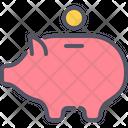 Piggybank Investment Finance Icon