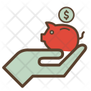Piggybank Currency Finance Icon