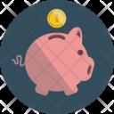 Piggybank Funding Save Icon