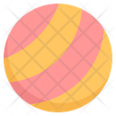 Pilates Ball Yoga Icon
