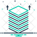 Pile Heap Agglomeration Icon
