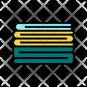 Pile Textile Production Icon