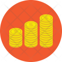 Pile of Coins Icon